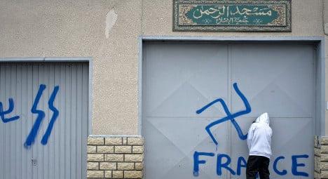 Islamophobia: Vandals desecrate Muslim graves