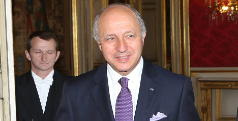 French minister denies Swiss account 'rumour'