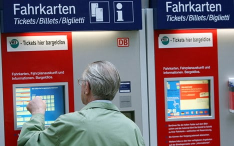 Police warn train ticket machines may explode