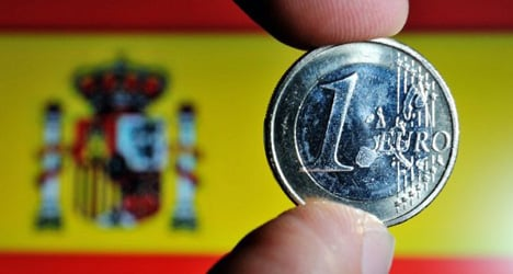 Spanish wages are 17% below European average
