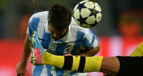 Uefa spares Malaga 2nd year of European ban