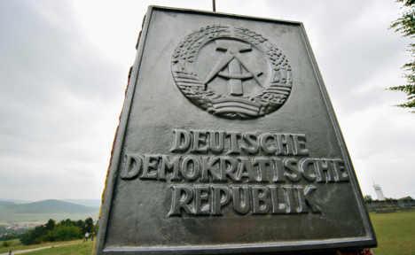 Conservatives demand East German symbol ban