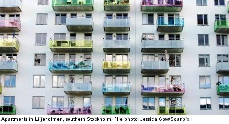 Illegal rentals thrive in Stockholm flat crunch