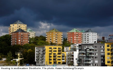 'Sweden must avoid long-term housing bubble': EU