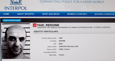 French fugitive evades police in global manhunt