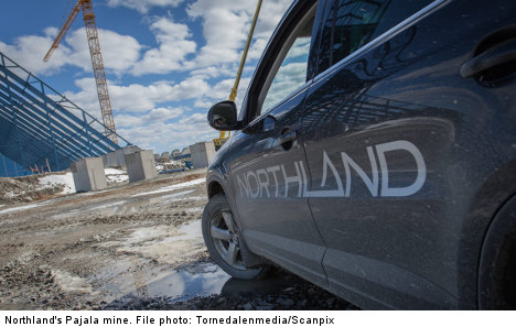 Swedish consortium saves Northland mine