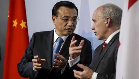 Chinese premier slams EU on solar panel tax