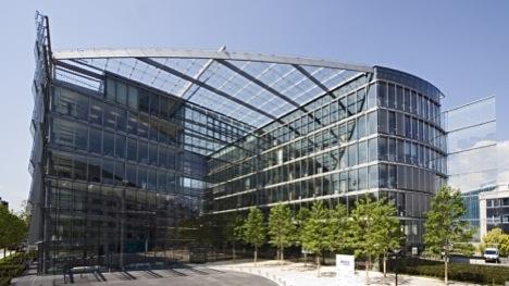 Billionaires' biotech centre set for Geneva