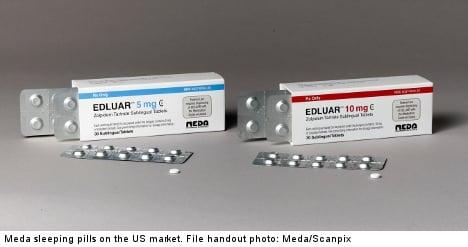 Indian drug giant eyes Swedish pharma firm