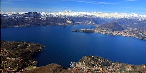 Ticino lakes threaten to burst banks after rain