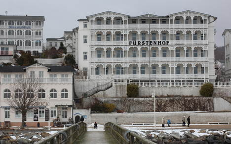 The chilly off-peak perks of Rügen prove a treat