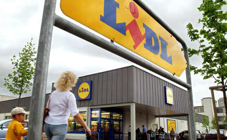 Lidl gets stick for running out of stickers
