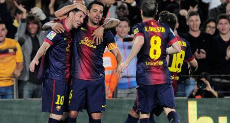 Barca reject calls for change after title triumph