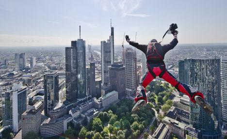 Skyscraper festival hits new heights in Frankfurt