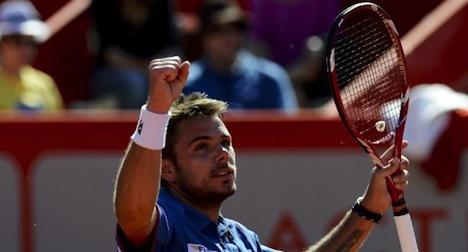 Switzerland's Wawrinka wins fourth trophy
