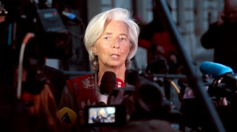 IMF's Lagarde in 12 hour court grilling