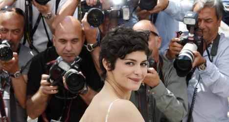 Cannes festival all set for battle for Palme d'Or