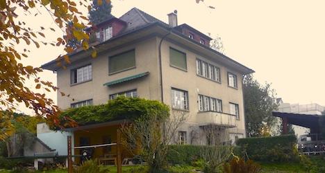 Zurich victim in Spiez orphanage murders