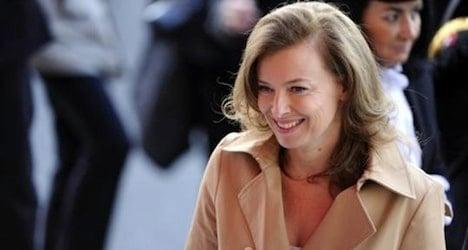 France's first lady set to address 'rape capital'