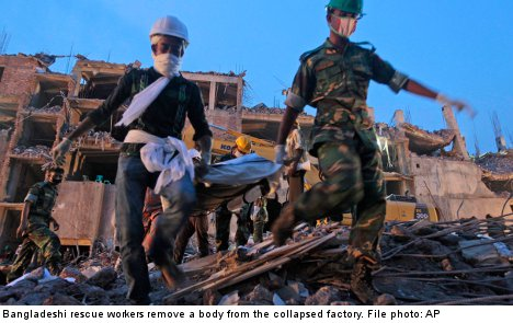 H&M backs Bangladesh building safety accord