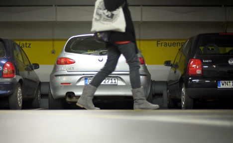 Woman escapes €70,000 parking fine