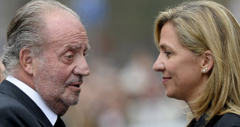 Trust in Spain's scandal-hit royals 'hits new low'