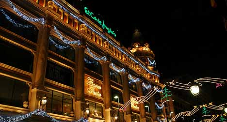 Top Spanish store chain juggles €5 billion debt