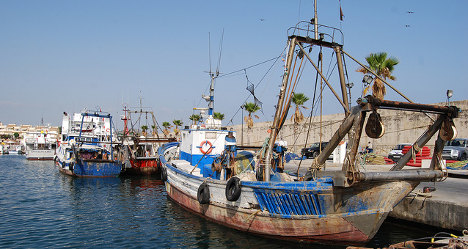 Spain and France agree on fishing quota swap