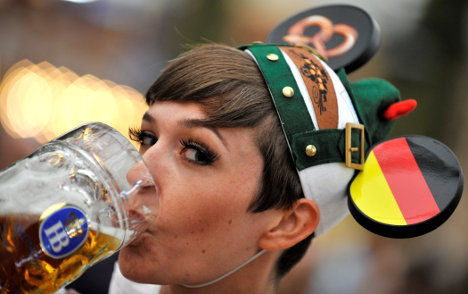 Germany tops world popularity poll