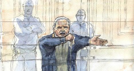 Jackal trial begins in Paris amid confusion
