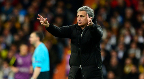 Mourinho hints at exit: 'In England I am loved'