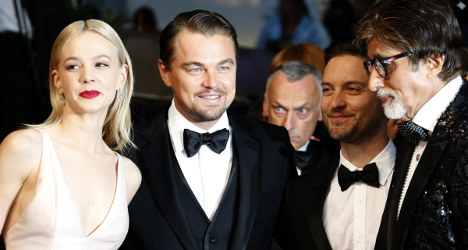 Great Gatsby gets Cannes festival rolling