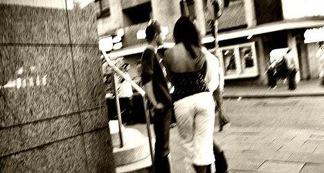 Pickpocketing prostitutes prey on Brits in Majorca