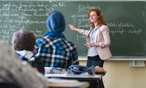Some teachers survive on benefits in summer