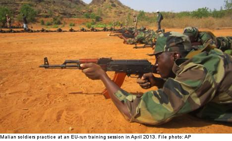 Sweden eyes Mali peacekeeping mission