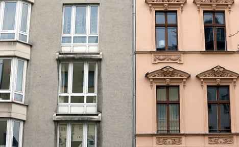Fewer flats free in Germany