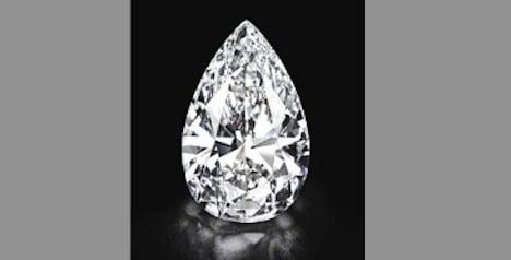 Swatch jeweller buys auction-record diamond