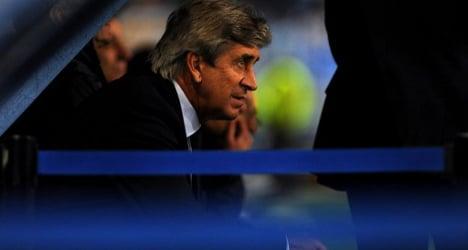 Man City eye Pellegrini after Malaga exit