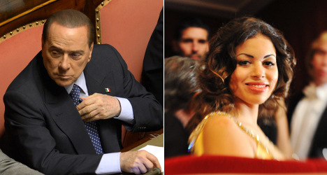 Italy court rules against moving Berlusconi trials