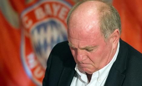 Hoeneß: 'I had a gambling problem'