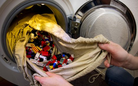 Businessman builds a used Lego empire