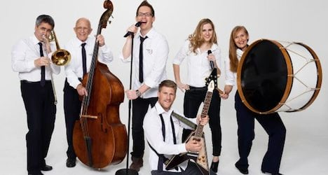 Sally Ann band bows out of Eurovision contest