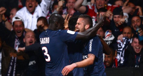 PSG crowned French champions after 1-0 win