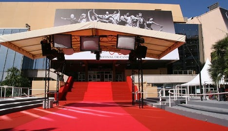 Man held after Cannes TV studio attack