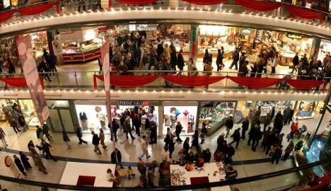German consumers keep recession at bay