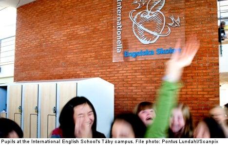 Uppsala English school's 'tough love' breaks law