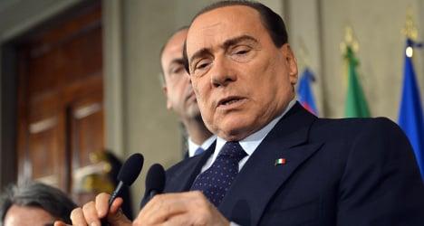 Berlusconi loses appeal in tax fraud case