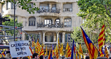 Catalans call for greater regional powers