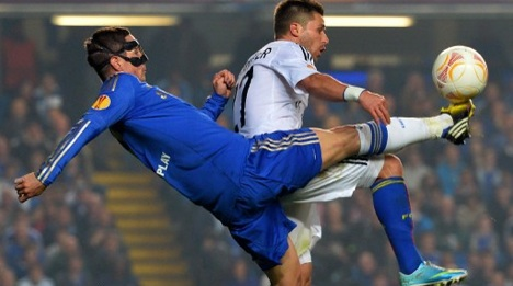 FC Basel's first-half flash fizzles against Chelsea