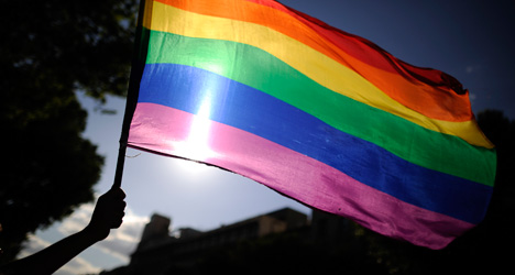 Spanish gay families 'spurned by relatives'